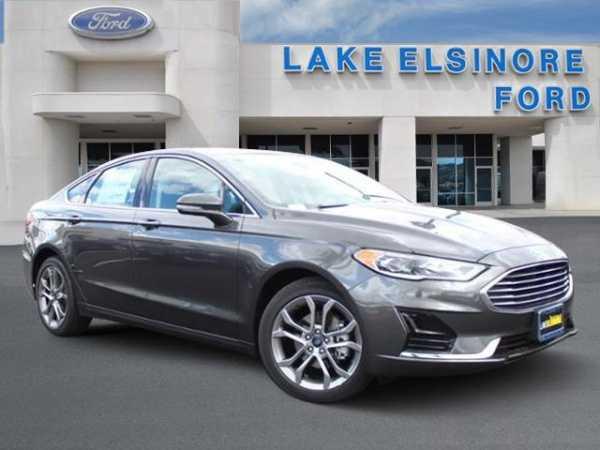 Ford Fusion 2019 $31225.00 incacar.com
