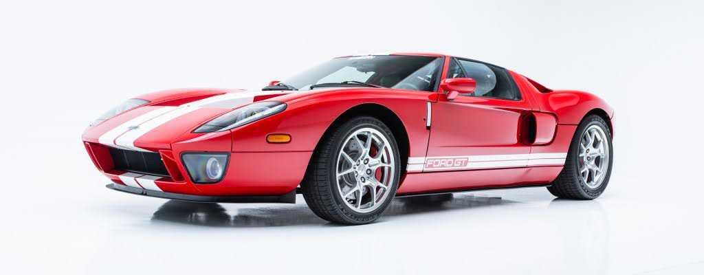 Ford GT 2005 $284995.00 incacar.com