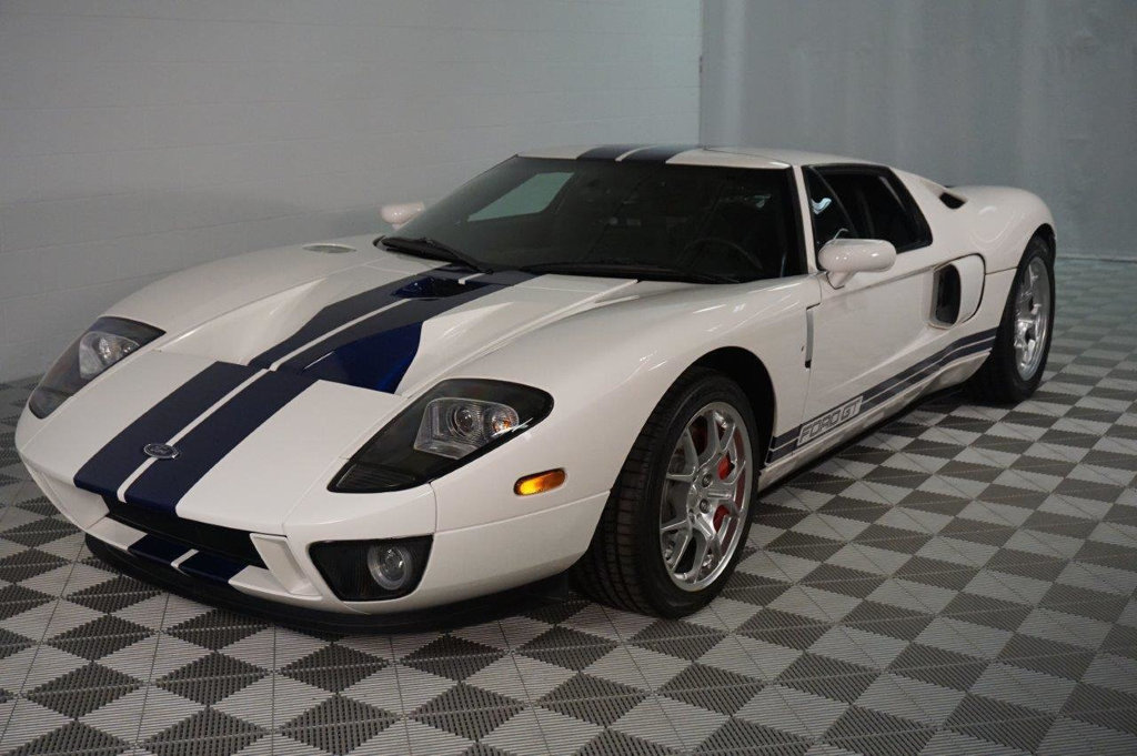 Ford GT 2005 $325000.00 incacar.com