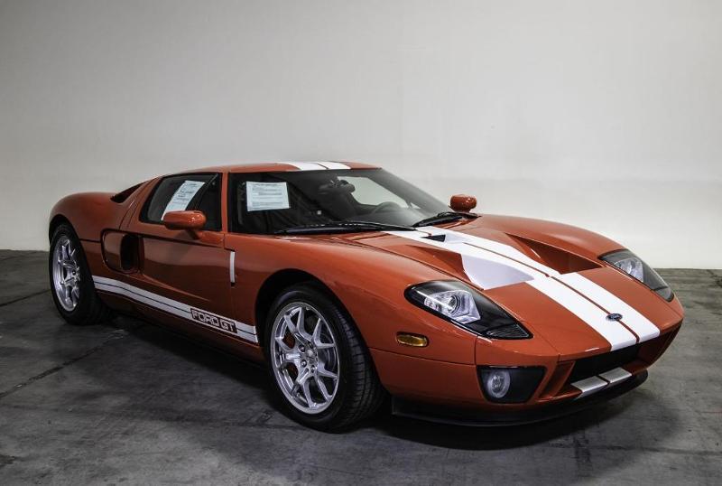 Ford GT 2005 $369589.00 incacar.com