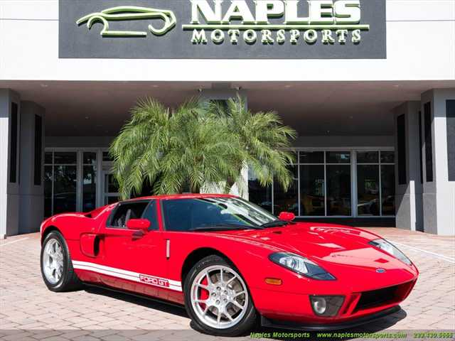 Ford GT 2005 $279995.00 incacar.com