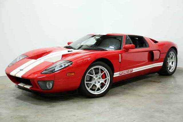 Ford GT 2005 $259899.00 incacar.com