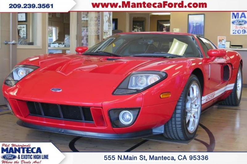 Ford GT 2005 $299988.00 incacar.com