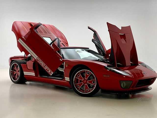Ford GT 2005 $395000.00 incacar.com