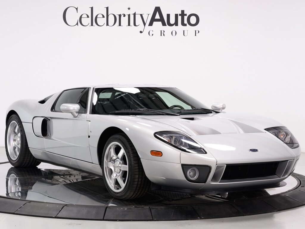 Ford GT 2005 $305000.00 incacar.com