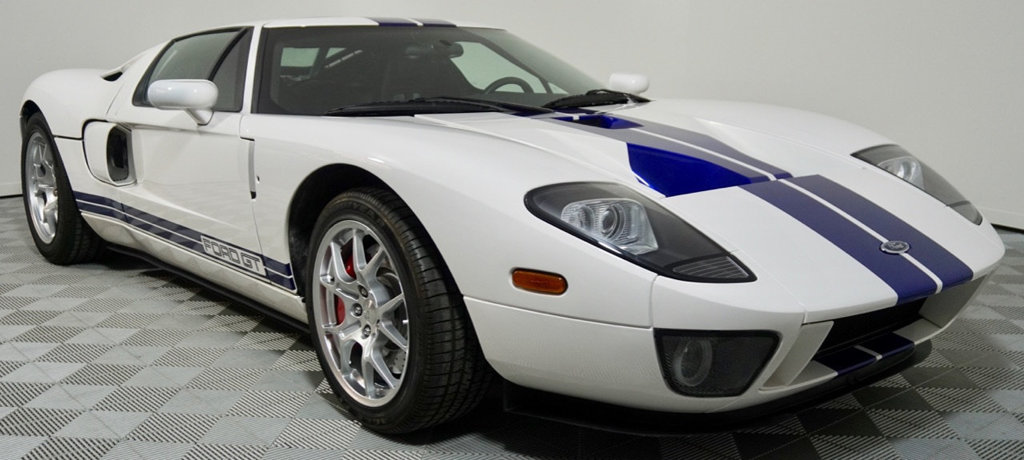 Ford GT 2005 $299900.00 incacar.com