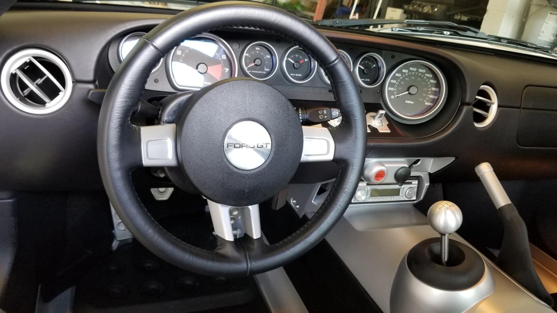 Ford GT 2006 $279000.00 incacar.com