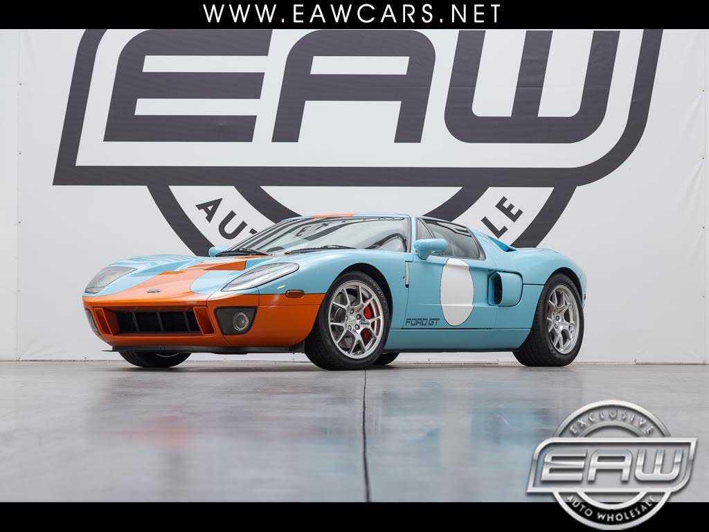 Ford GT 2006 $495997.00 incacar.com