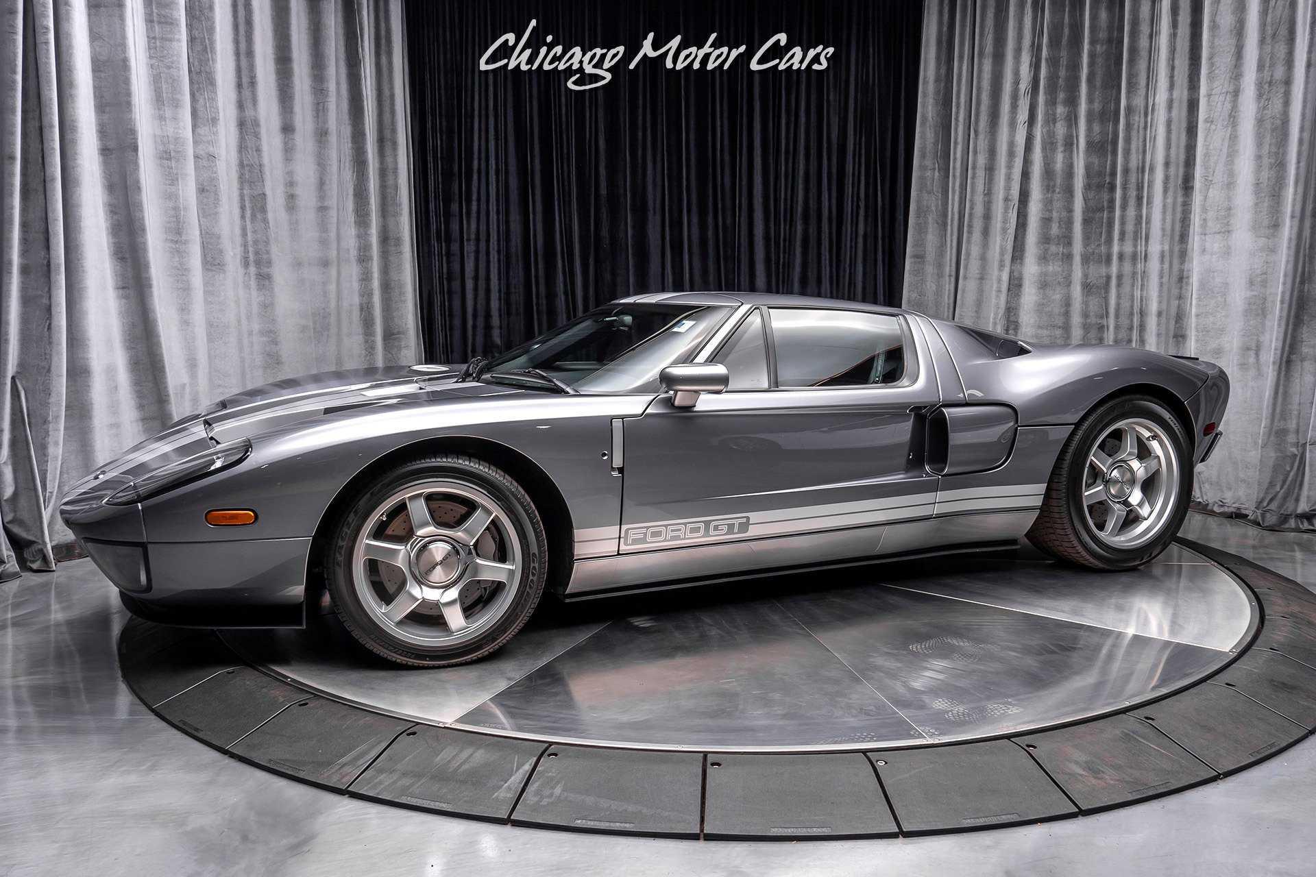 Ford GT 2006 $289800.00 incacar.com