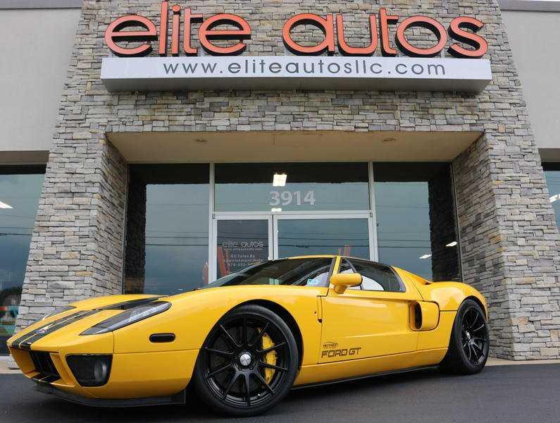 Ford GT 2006 $299980.00 incacar.com
