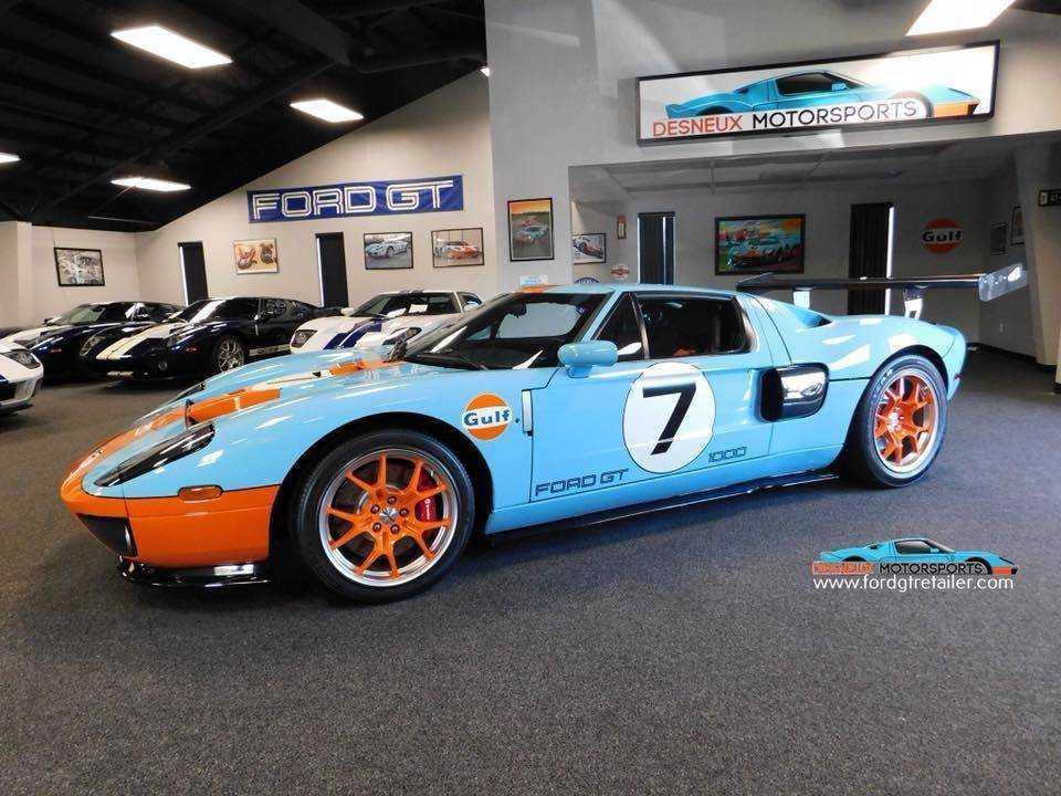 Ford GT 2006 $599980.00 incacar.com