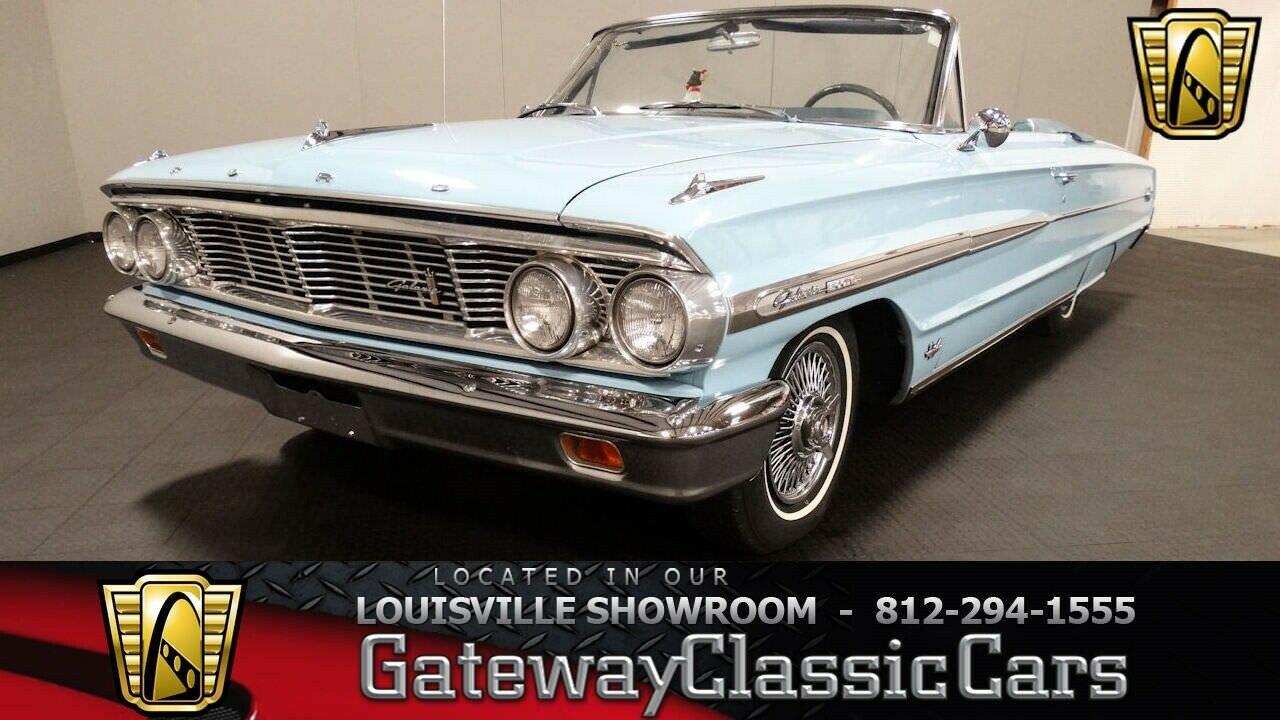 Ford Galaxie 1964 $39995.00 incacar.com
