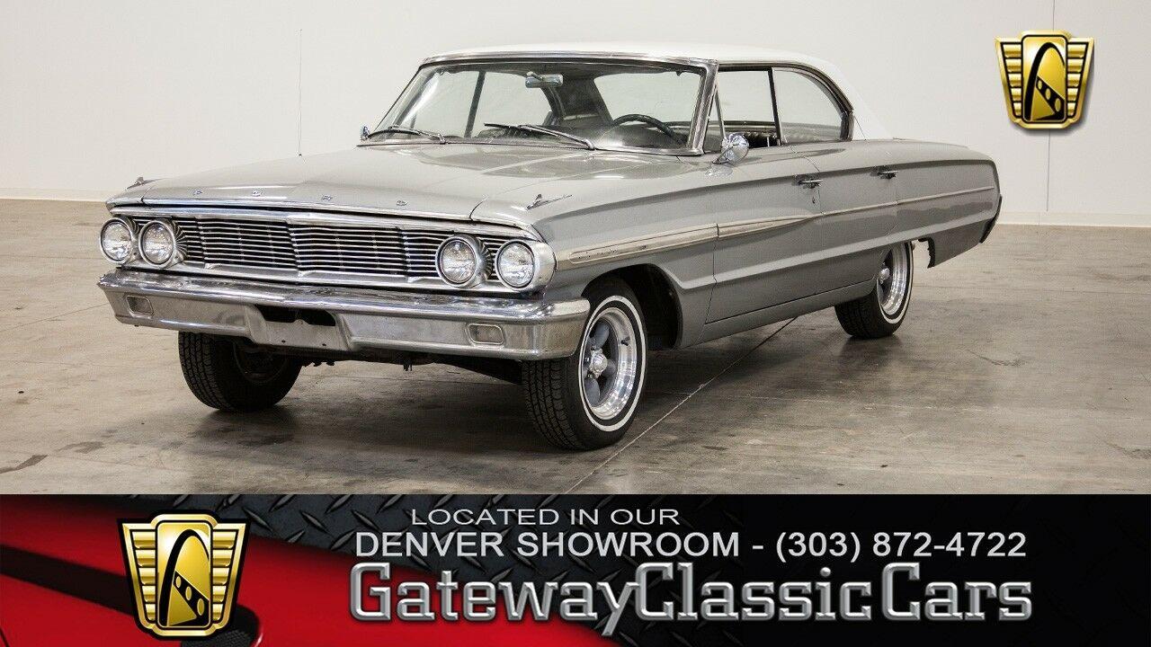 Ford Galaxie 1964 $11995.00 incacar.com