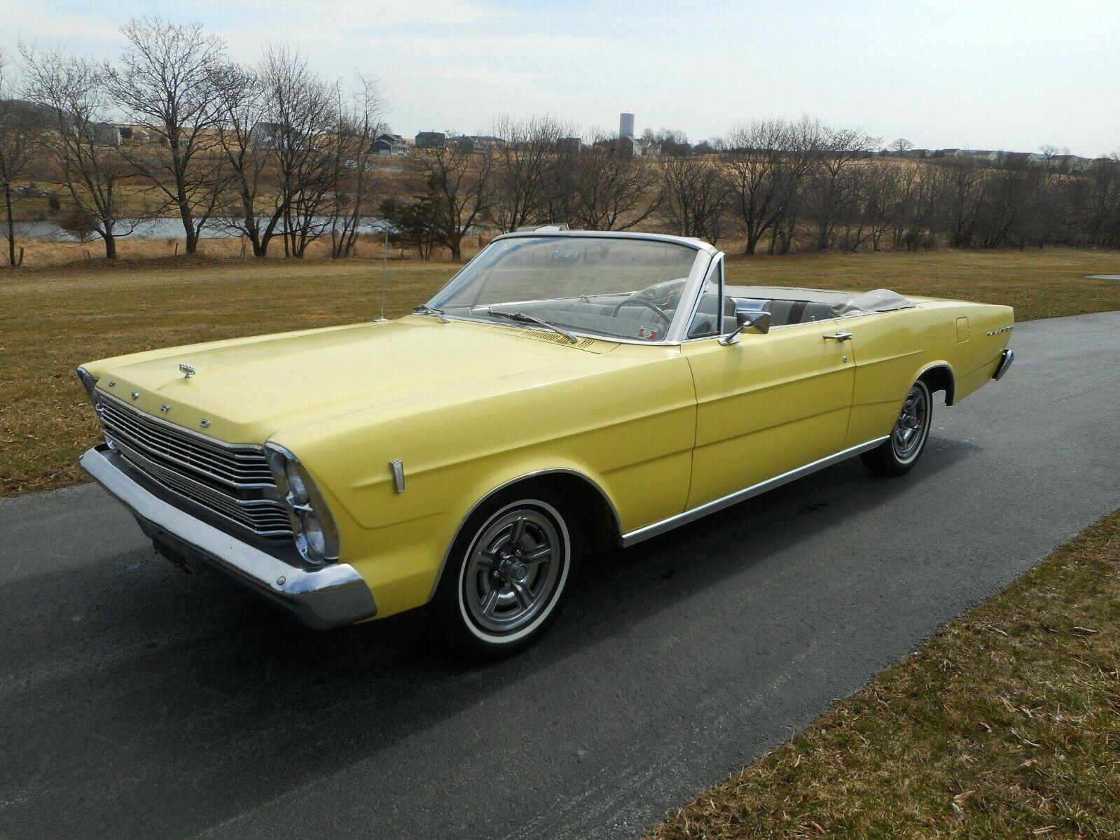 Ford Galaxie 1966 $6705.00 incacar.com
