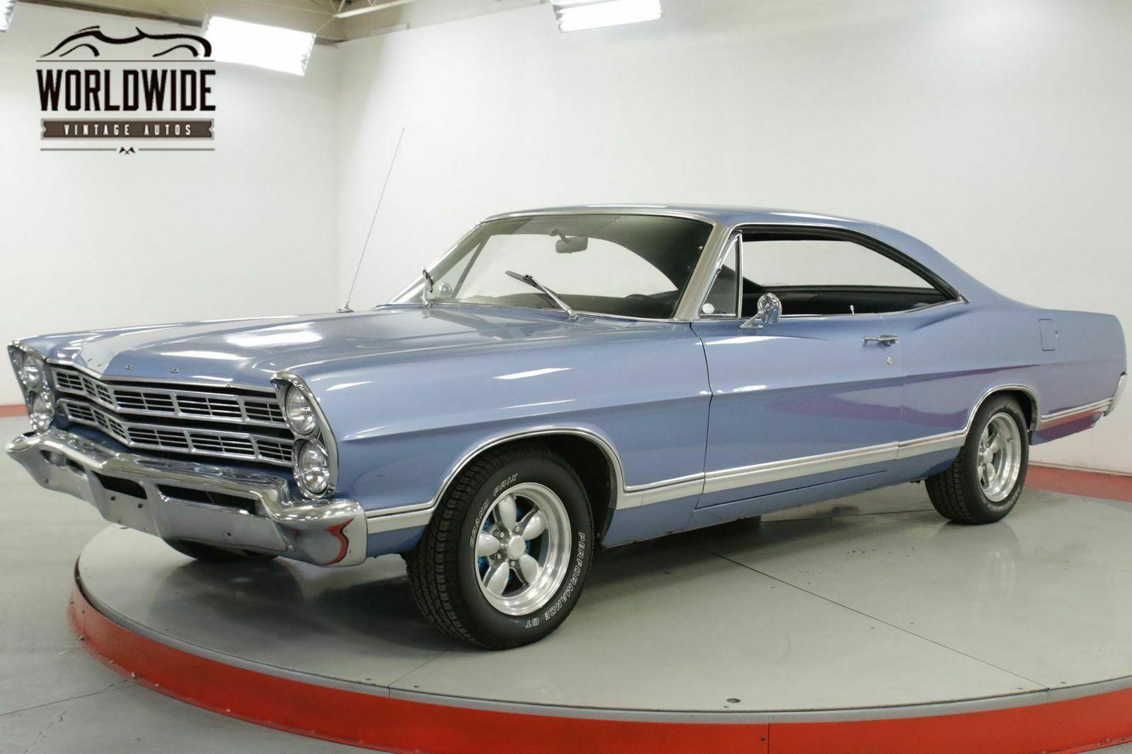 Ford Galaxie 1967 $14900.00 incacar.com