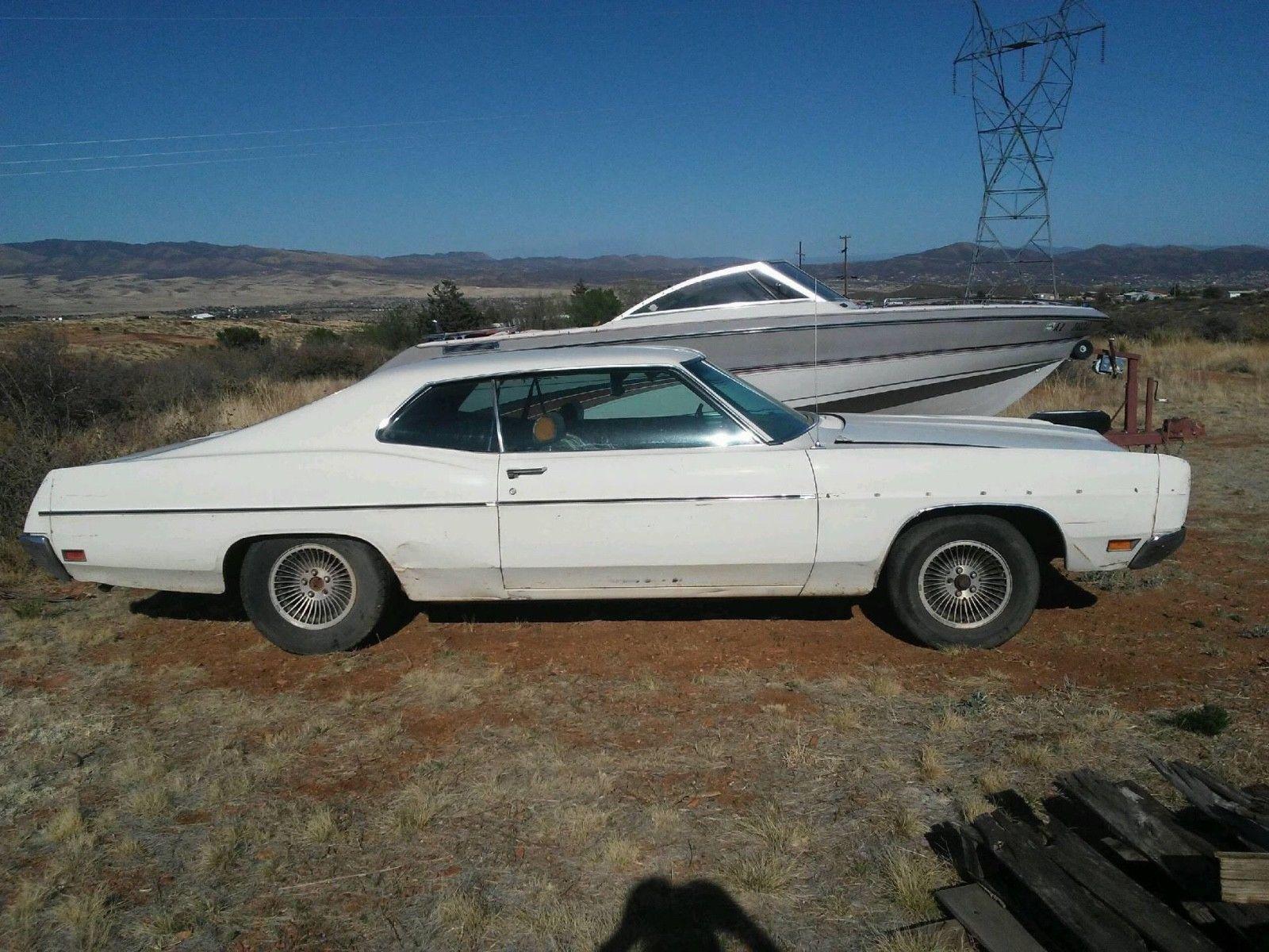 Ford Galaxie 1970 $2000.00 incacar.com