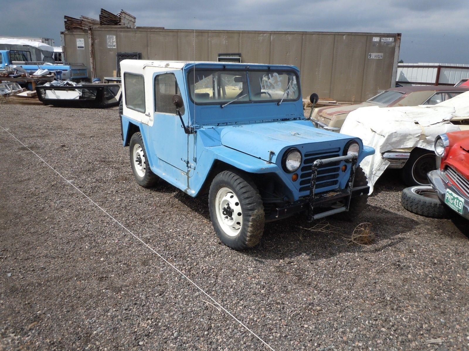 Ford M151 1962 $2025.00 incacar.com