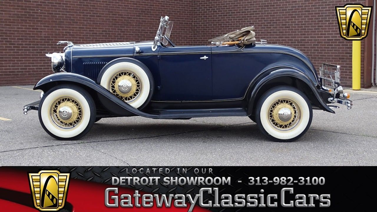 Ford Model 18 1932 $39995.00 incacar.com