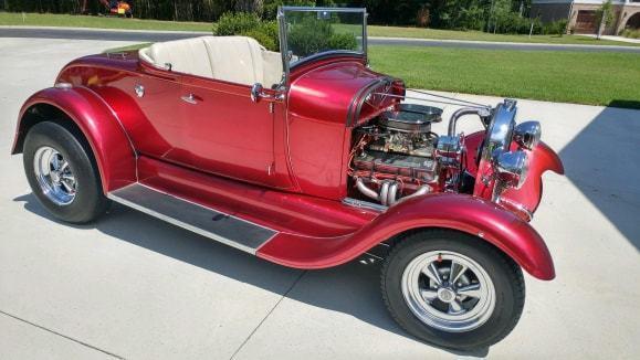 Ford Model A 1929 $35000.00 incacar.com