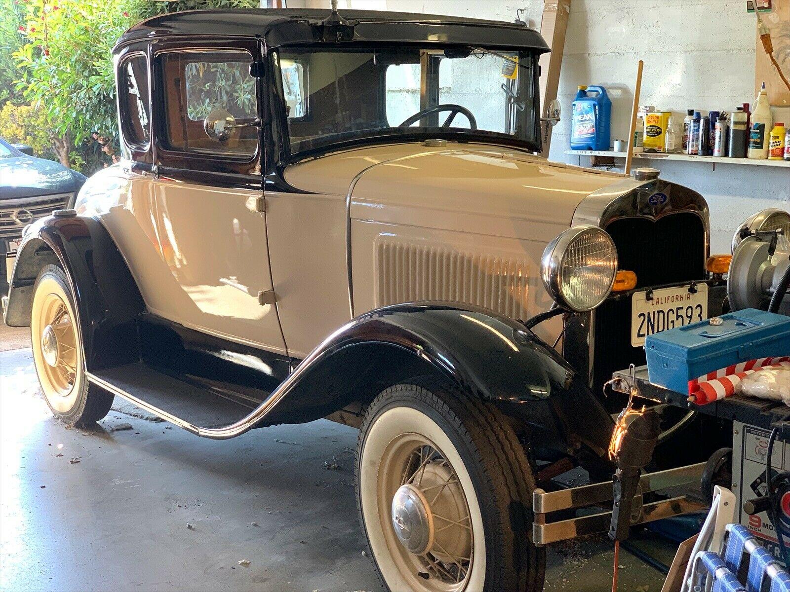 Ford Model A 1930 $17700.00 incacar.com