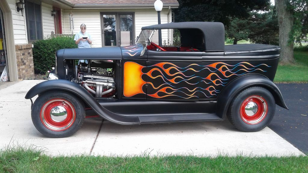 Ford Model A 1931 $9500.00 incacar.com