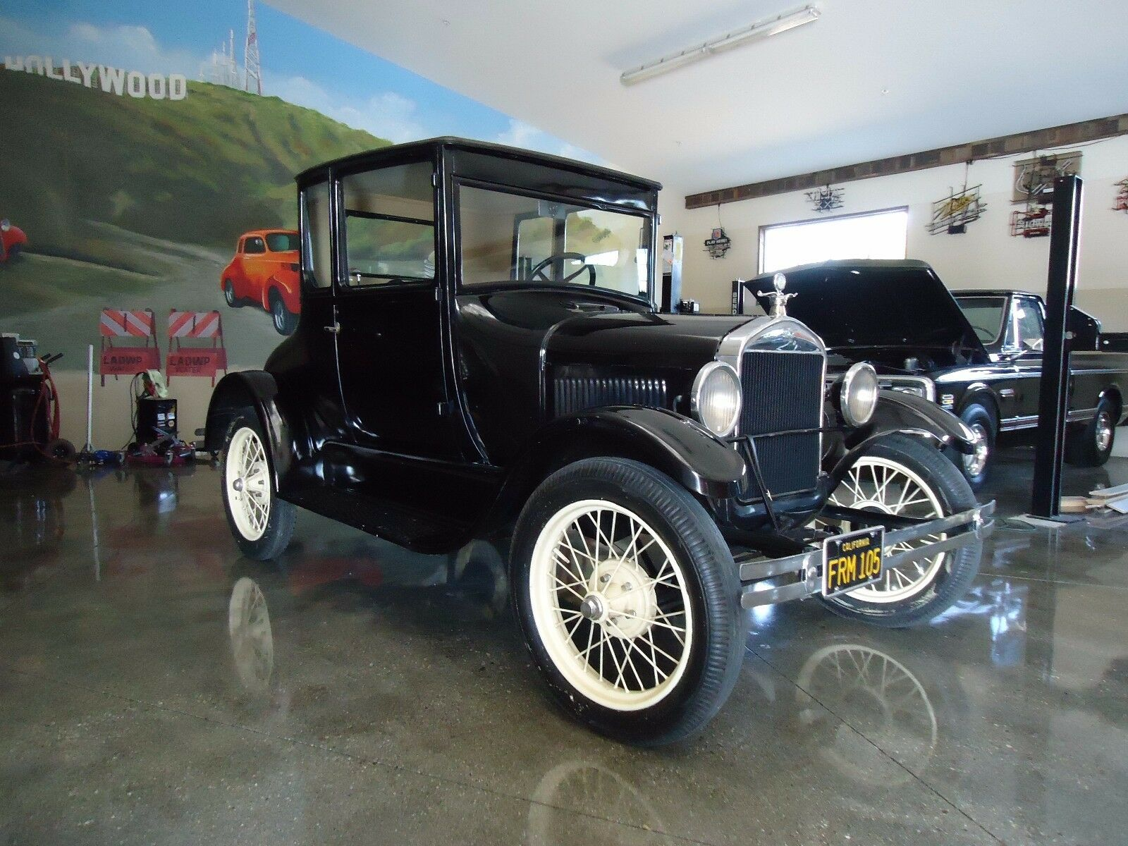 Ford Model T 1927 $7500.00 incacar.com