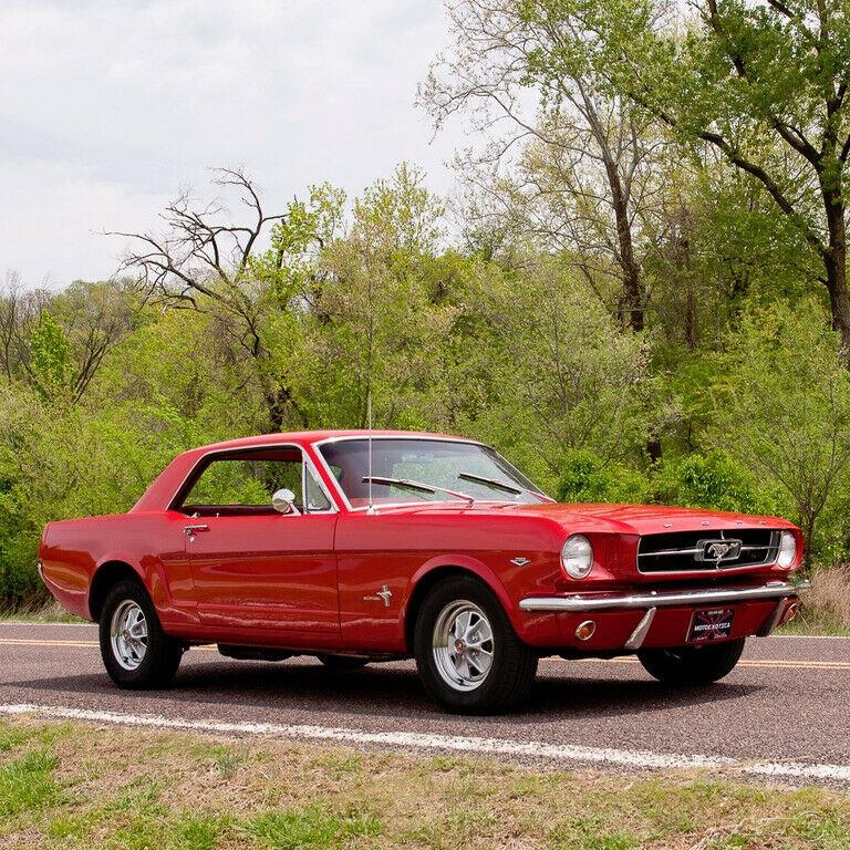 Ford Mustang 1965 $27900.00 incacar.com