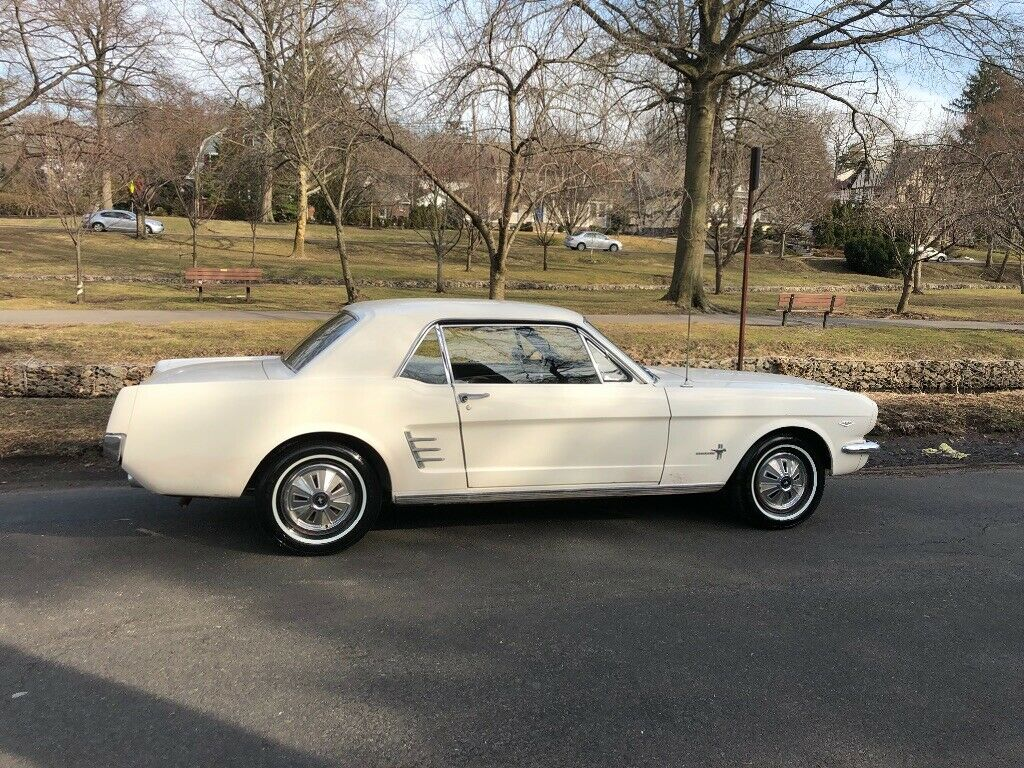 used Ford Mustang 1966 vin: 6to7c21o454