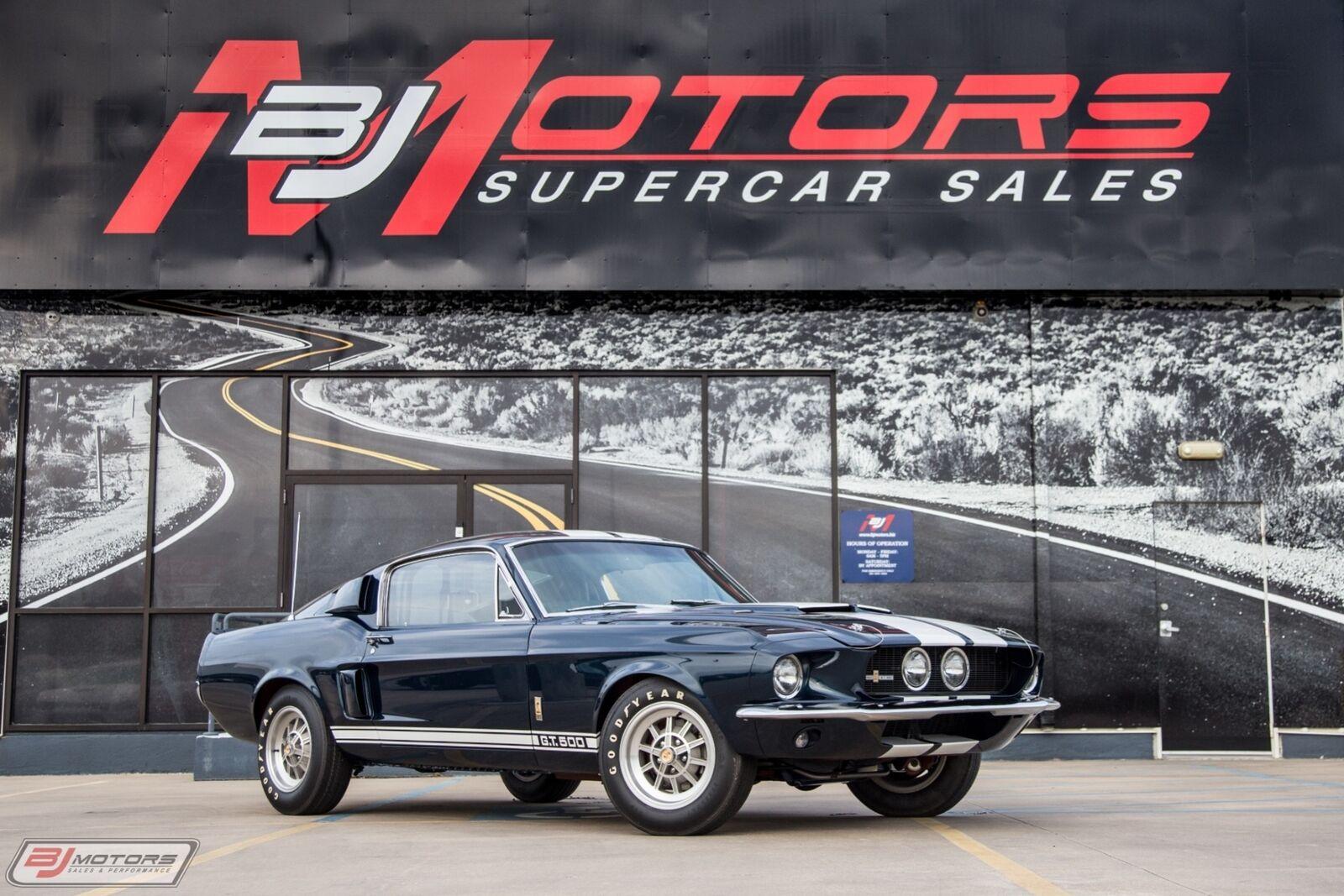 Ford Mustang 1967 $289995.00 incacar.com