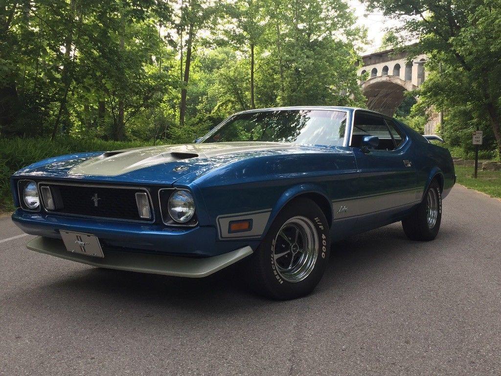 Ford Mustang 1973 $31990.00 incacar.com