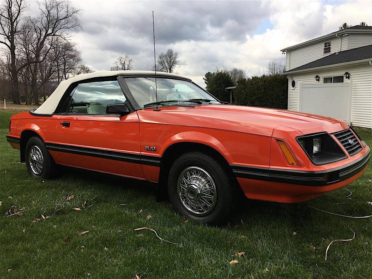 Ford Mustang 1983 $14950.00 incacar.com