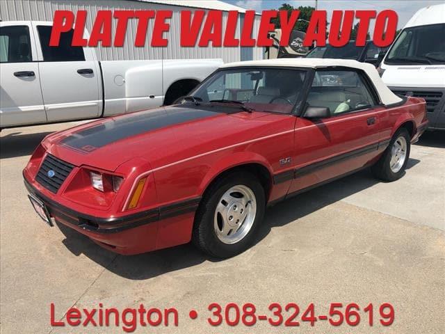 Ford Mustang 1984 $6450.00 incacar.com