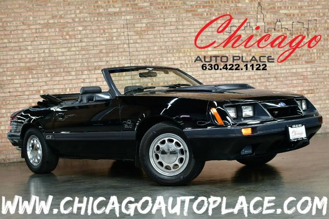 used Ford Mustang 1985 vin: 1FABP27M3FF210872