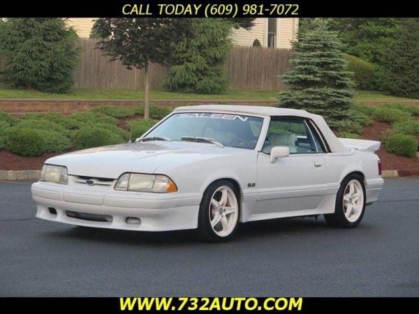 Ford Mustang 1988 $60000.00 incacar.com