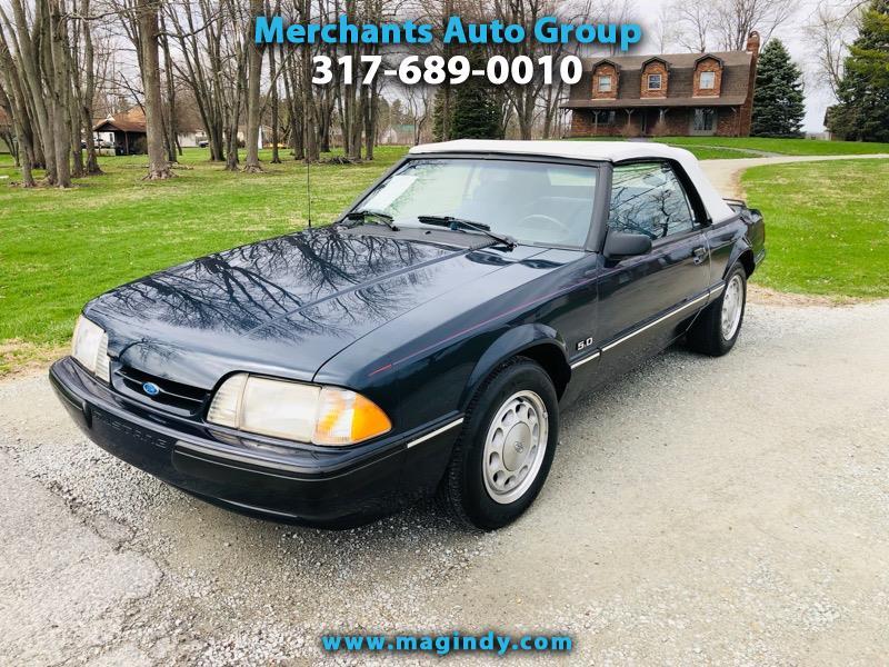 Ford Mustang 1988 $7999.00 incacar.com