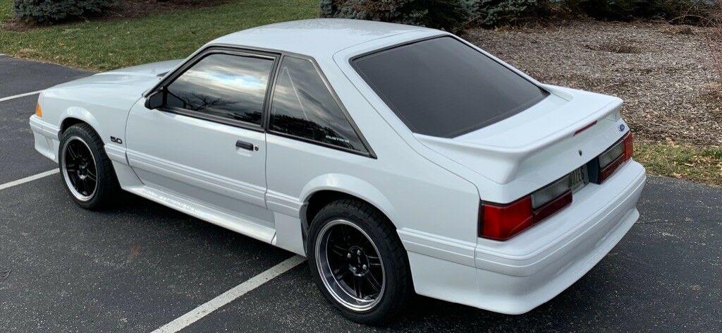 Ford Mustang 1989 $12100.00 incacar.com