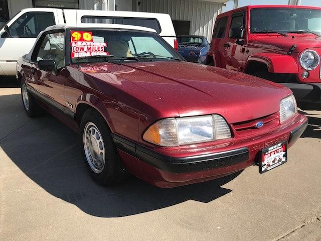 Ford Mustang 1990 $7900.00 incacar.com