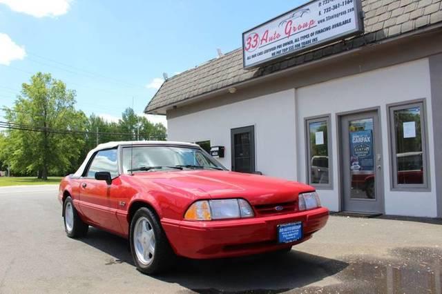 Ford Mustang 1993 $18999.00 incacar.com