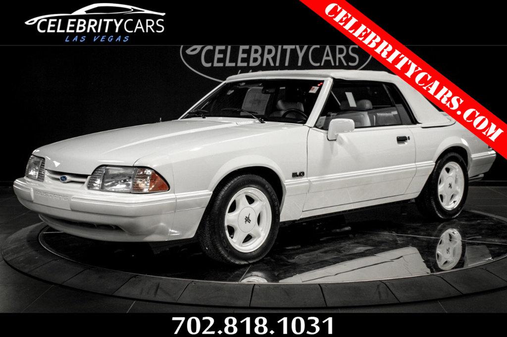 Ford Mustang 1993 $46900.00 incacar.com