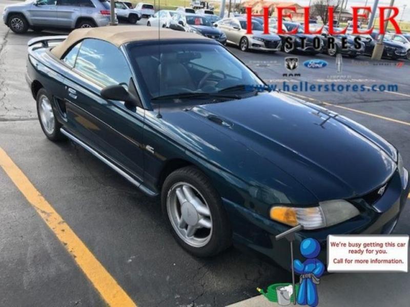 Ford Mustang 1994 $6462.00 incacar.com