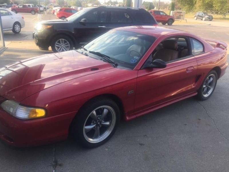 used Ford Mustang 1995 vin: 1FALP42T3SF225087