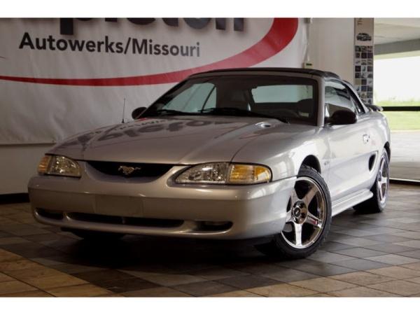 Ford Mustang 1996 $6994.00 incacar.com