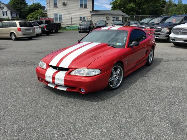 Ford Mustang 1997 $20500.00 incacar.com