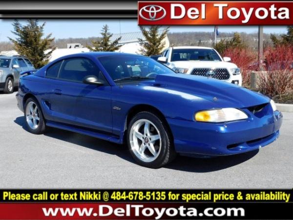 Ford Mustang 1997 $4466.00 incacar.com