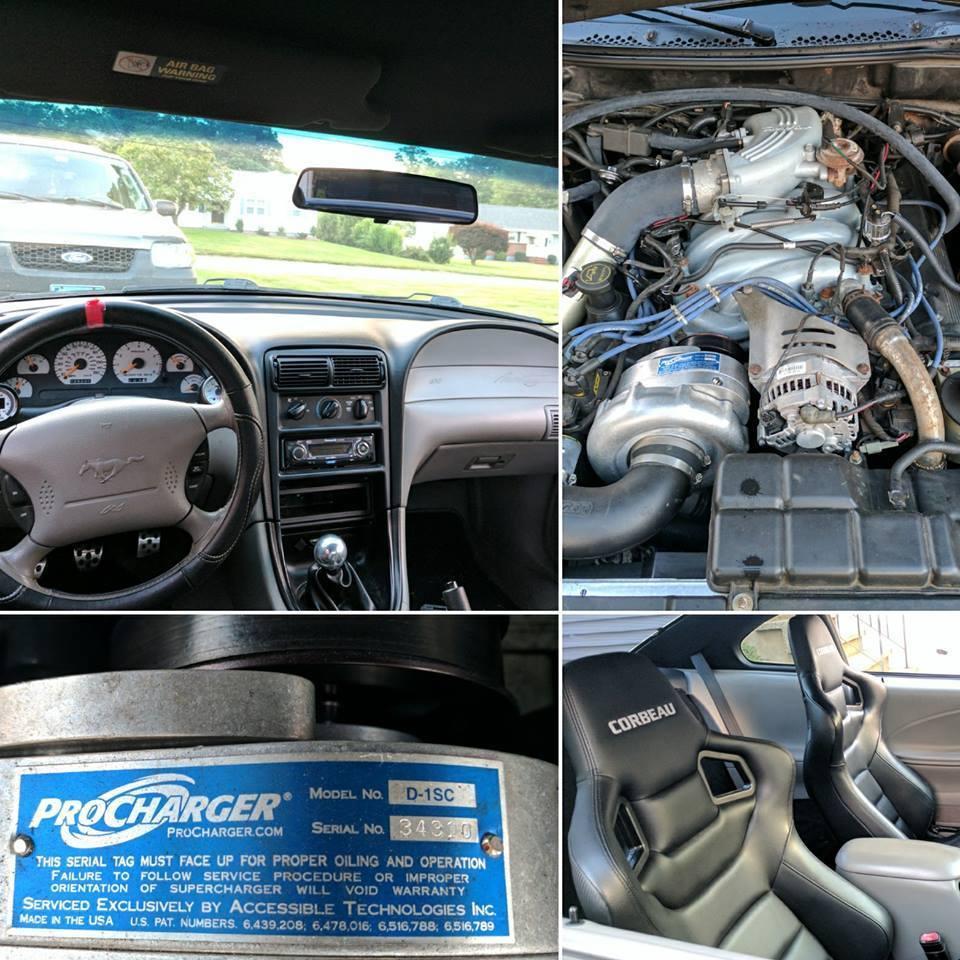Ford Mustang 1998 $5500.00 incacar.com
