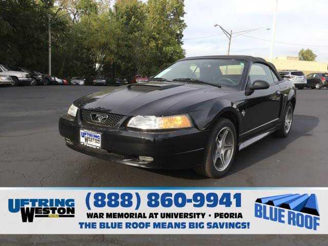 Ford Mustang 1999 $9790.00 incacar.com