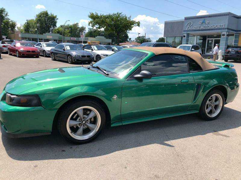 used Ford Mustang 1999 vin: 1FAFP444XXF116930