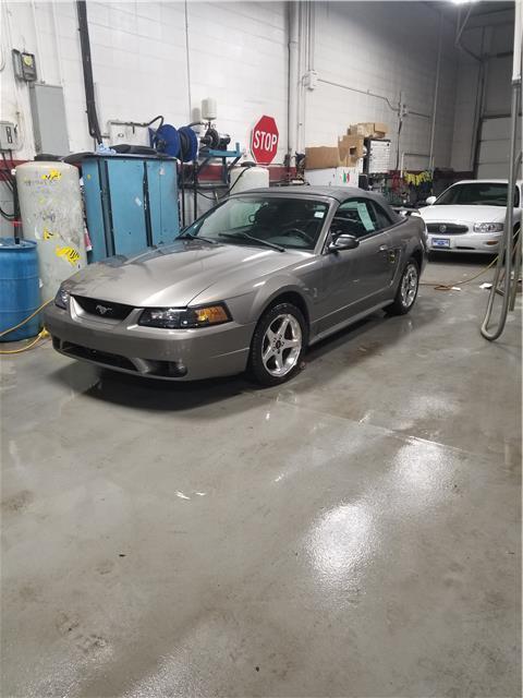 Ford Mustang 2001 $6988.00 incacar.com