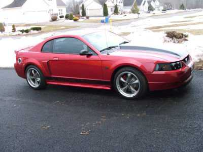 Ford Mustang 2001 $18500.00 incacar.com