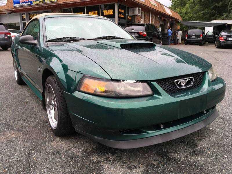 Ford Mustang 2001 $3995.00 incacar.com